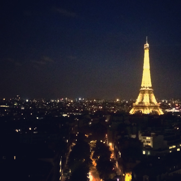 Euro Trip- Paris