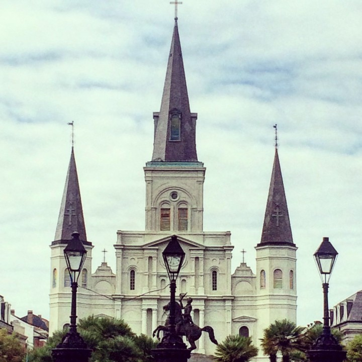 New Orleans, for Saints and Sinners