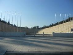 First Olympic stadium