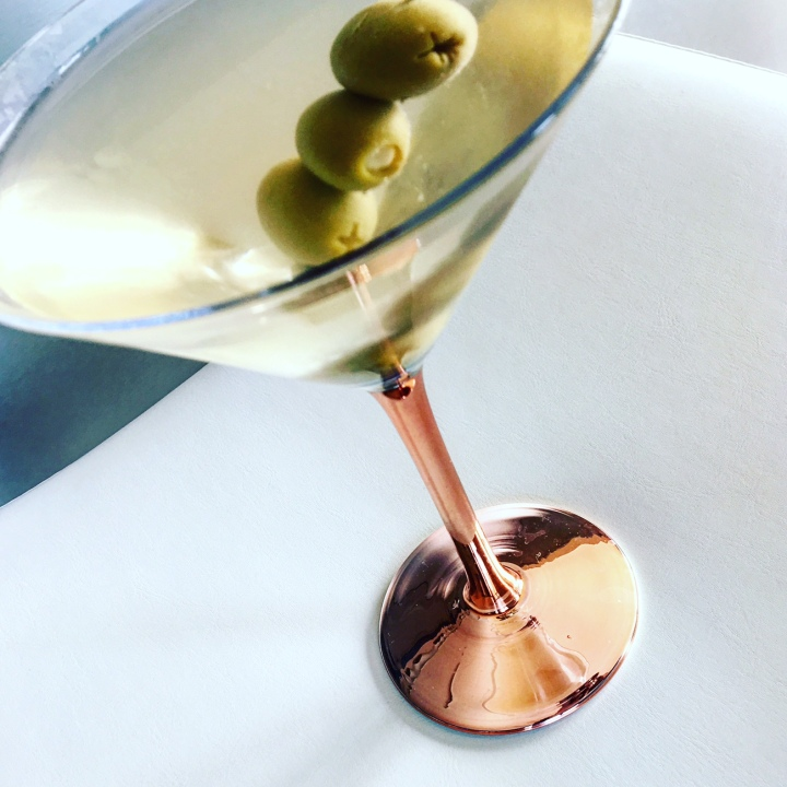 How to Make a Dirty Martini