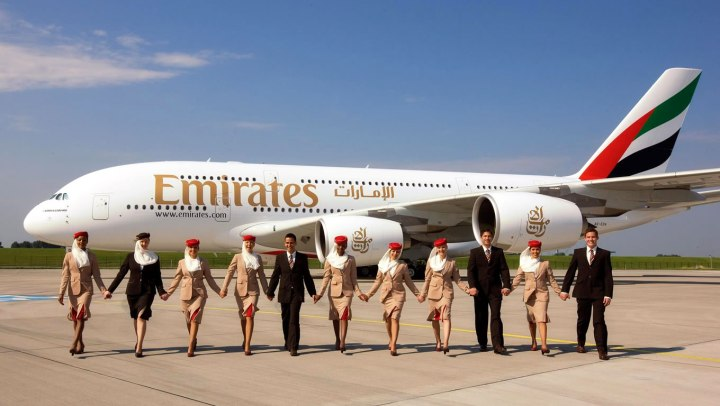 How I Got Upgraded on Emirates Using Points!