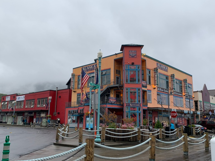 Travel Guide: Ketchikan, Alaksa